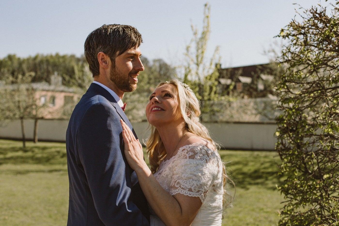 Hochzeit in Metten 1