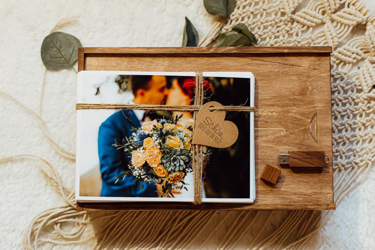 Geschenkbox - Erinnerungsbox für Eure Fotos