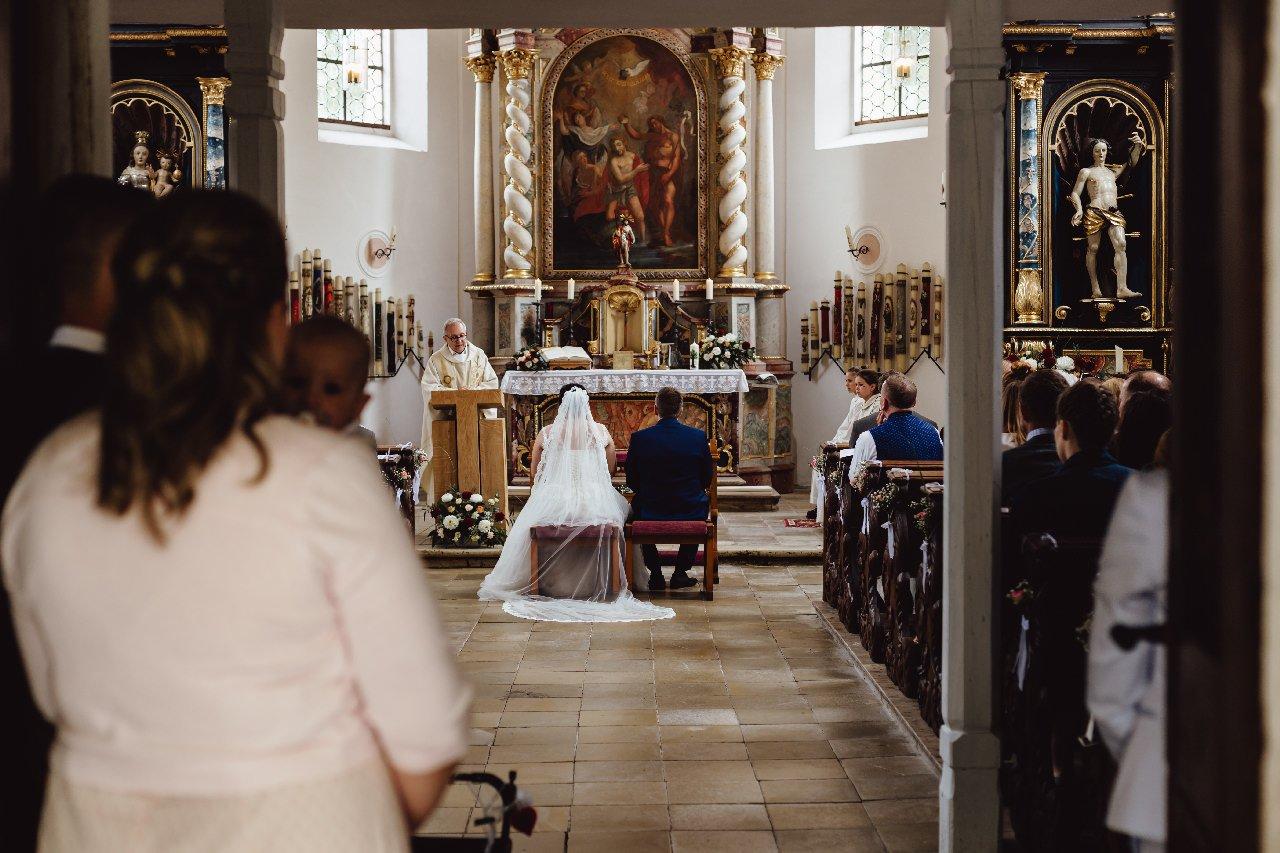 Zeremonie in Landgasthof Schmid Straubing