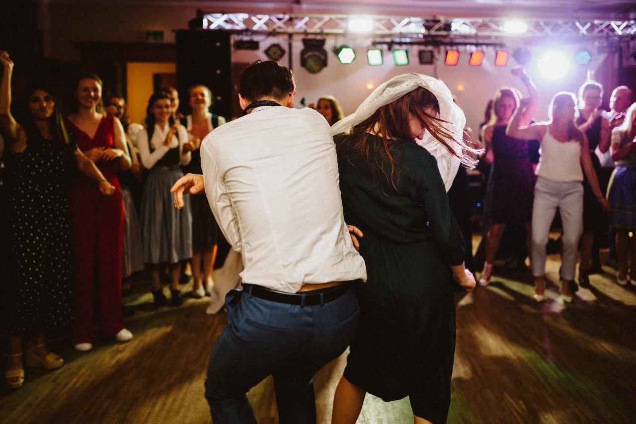 Tanzen in Landgasthof Schmid