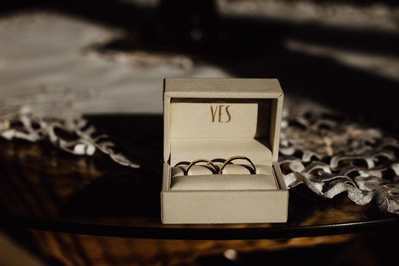 Die Ringe im Restaurant Spitzlmühle