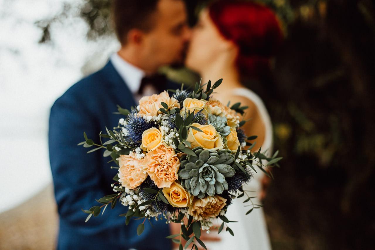 Hochzeitsshooting Blumen