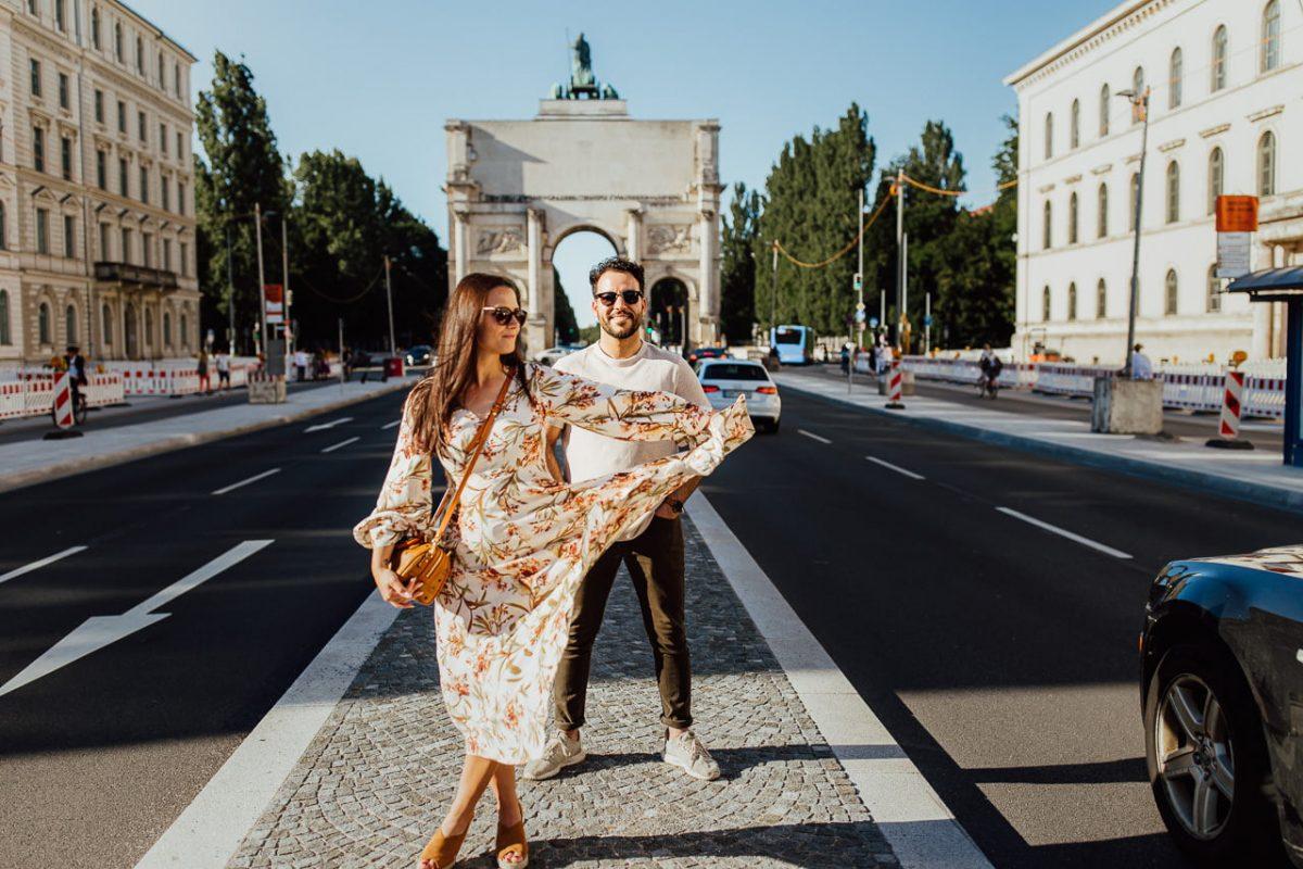 Paarshooting und Pärchen Bilder in München | einzigartiges Ereignis für jedes Paar |