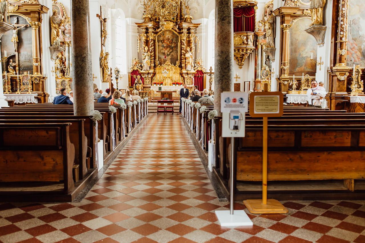 Kirchliche Trauung München | Hochzeit in Schliersee 5