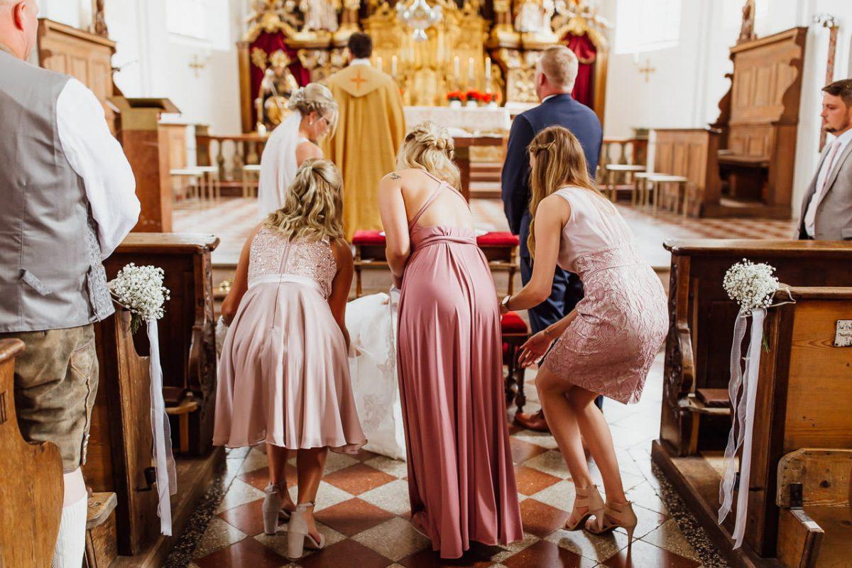 Kirchliche Trauung München | Hochzeit in Schliersee 8