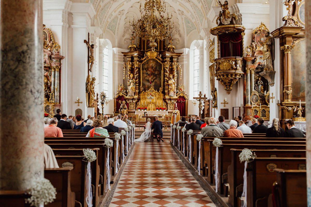 Kirchliche Trauung München | Hochzeit in Schliersee 10