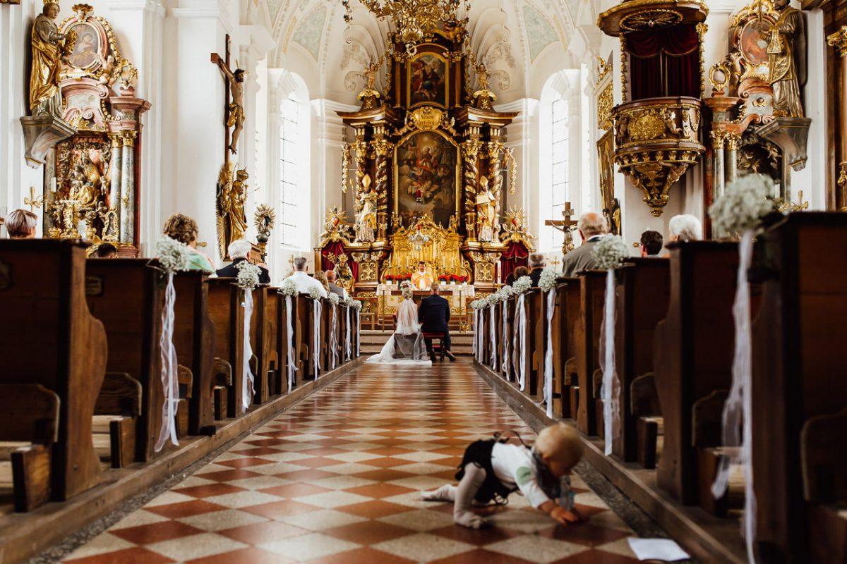 Kirchliche Trauung München | Hochzeit Schliersee