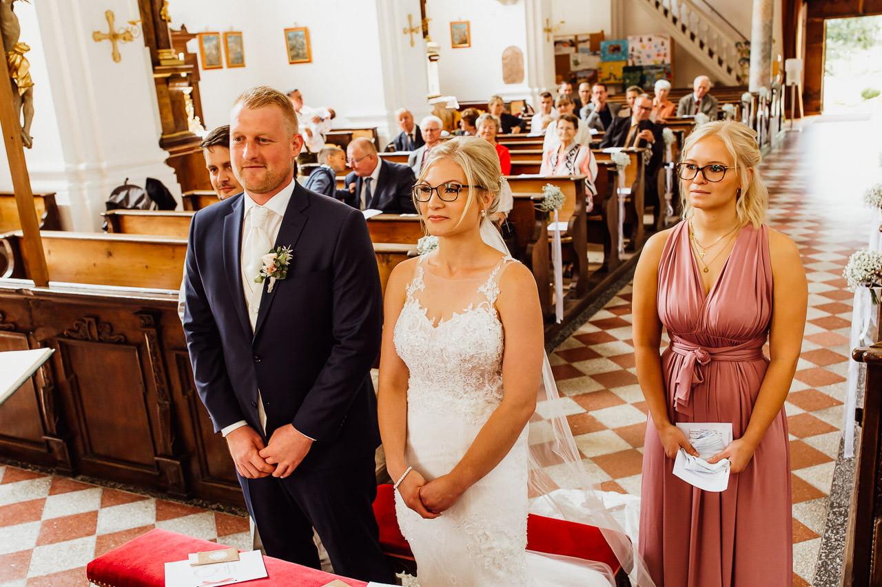 Kirchliche Trauung München | Hochzeit in Schliersee 14
