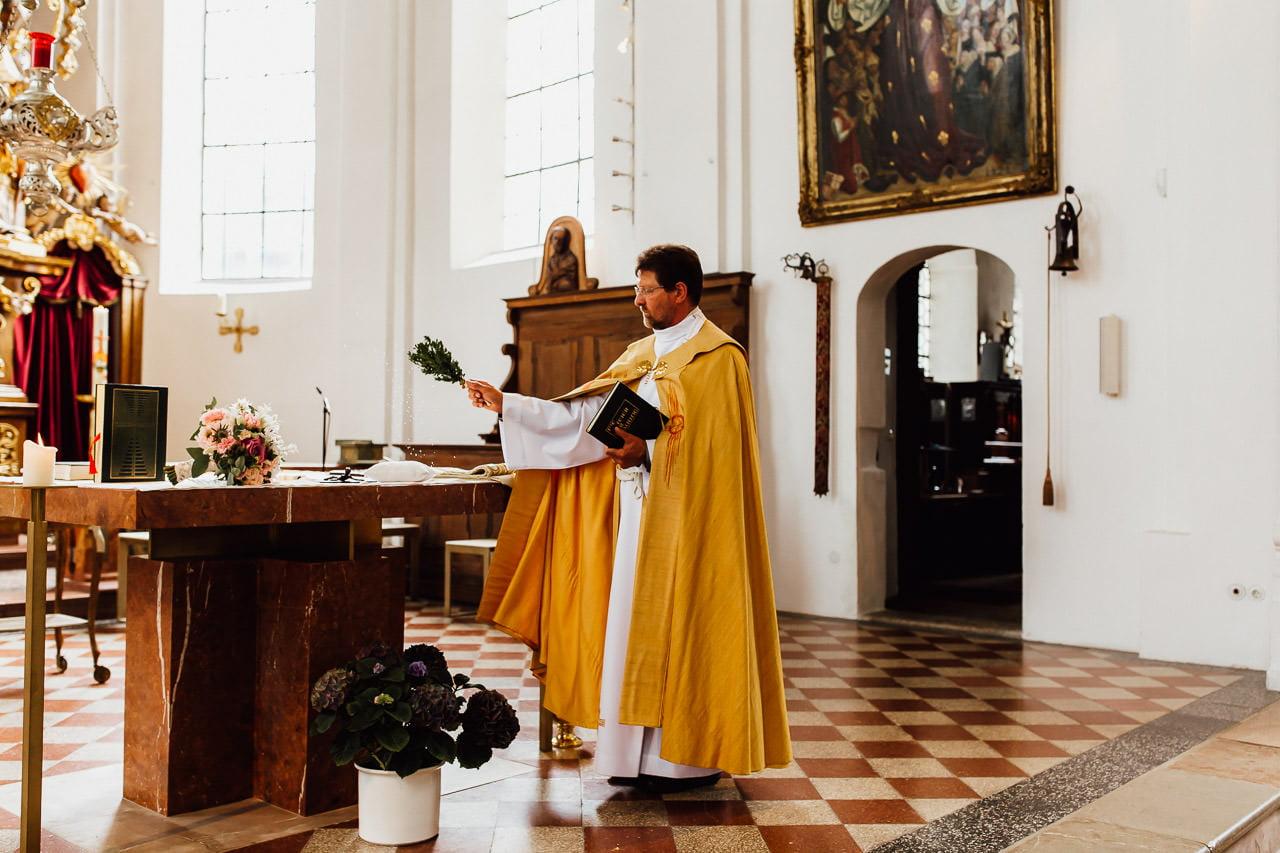Kirchliche Trauung München | Hochzeit in Schliersee 13