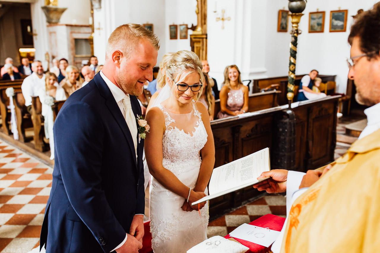 Kirchliche Trauung München | Hochzeit in Schliersee 15