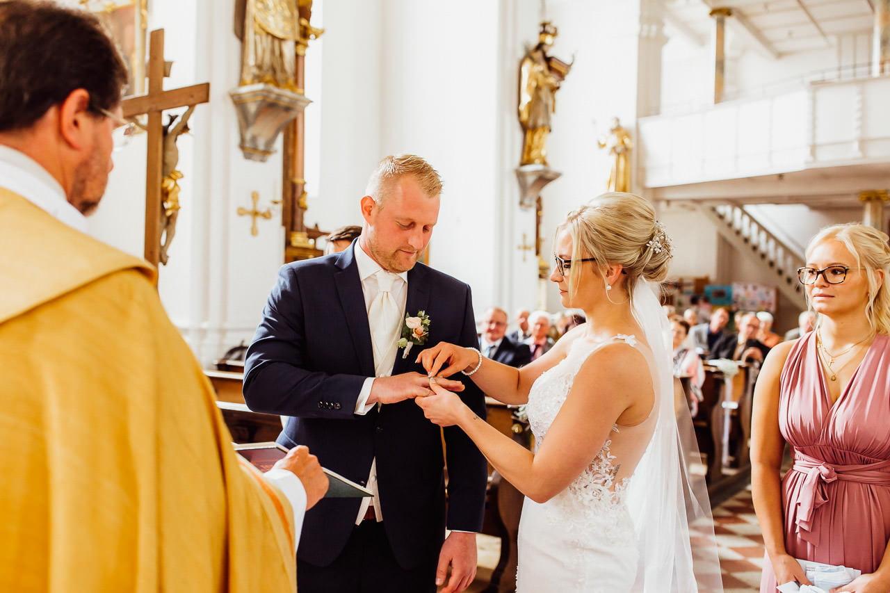Kirchliche Trauung München | Hochzeit in Schliersee 17