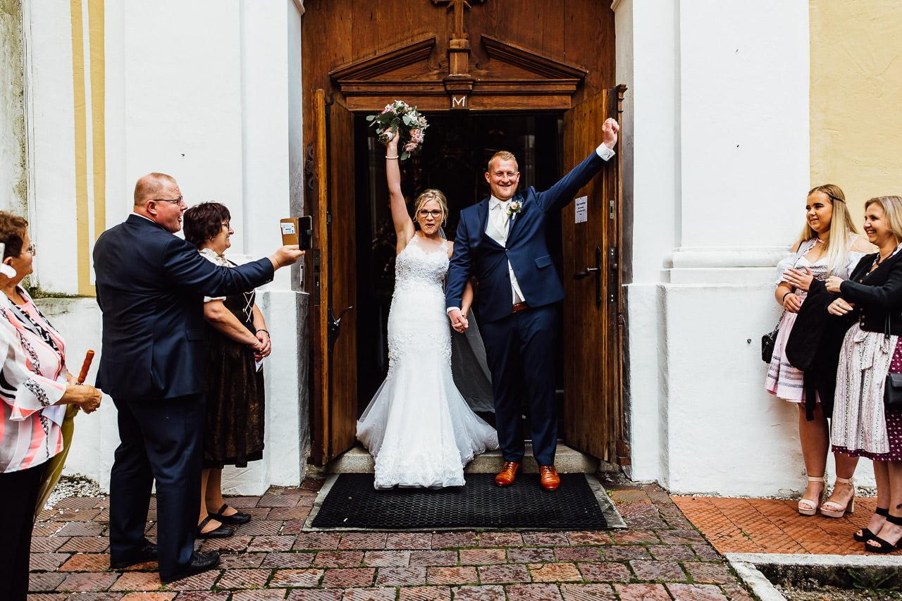 Kirchliche Trauung München | Hochzeit in Schliersee 18