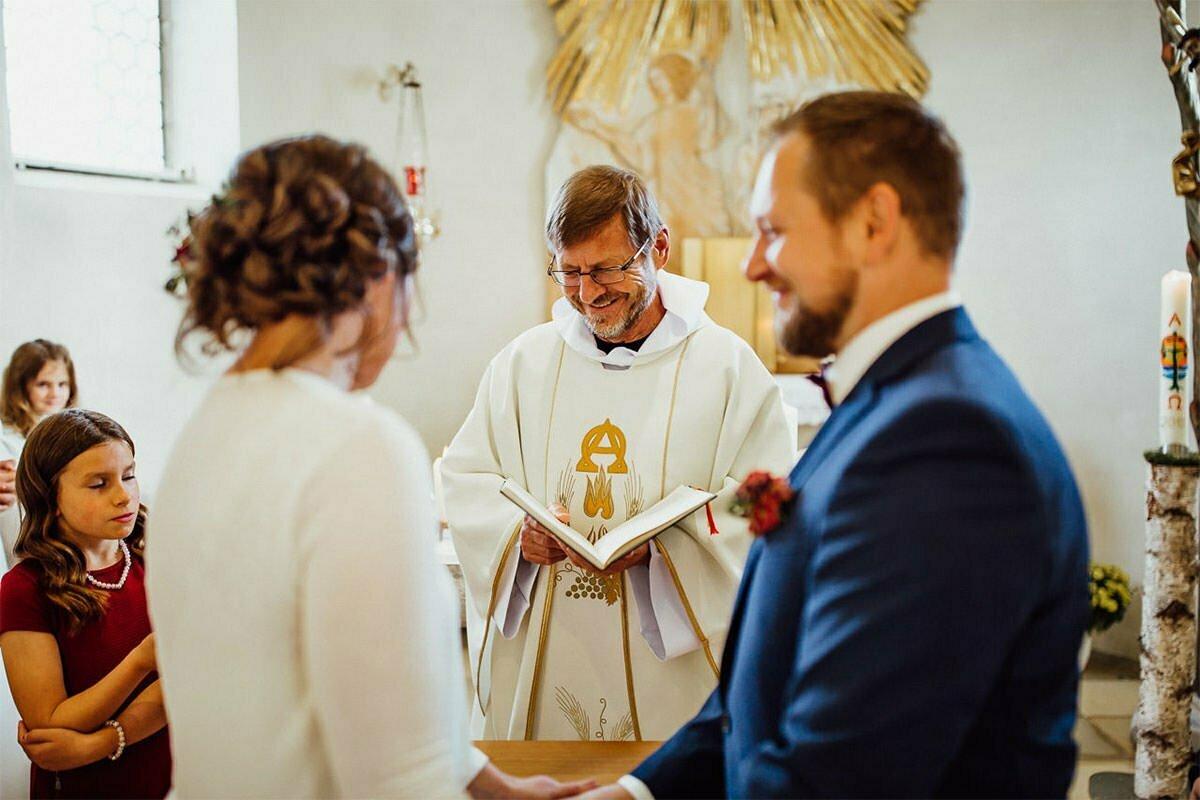 Hochzeitsfotograf für kirchliche Hochzeit in Nürnberg