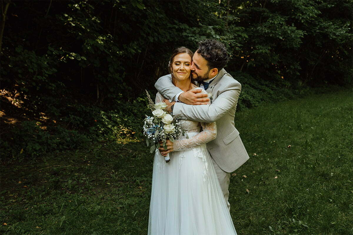 Hochzeitsshooting im Kurhaus Bad Tölz